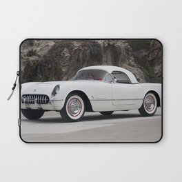 1955 Corvette Laptop Sleeve