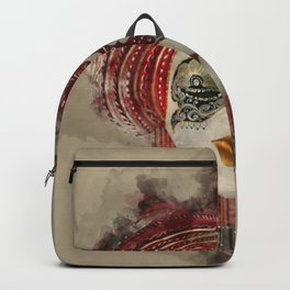 Venetian Mask 1 Backpack