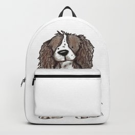 Sit and Stay Backpack