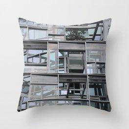 NYC Condo Throw Pillow