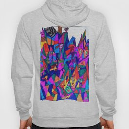 Sanctuary, Temple, Cathedral, in the Moutains Hoody