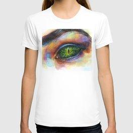 Reptile eye T-shirt
