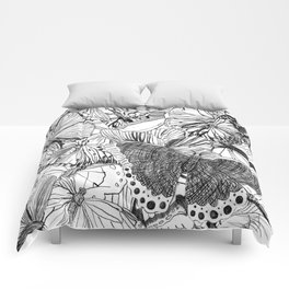 Crowded Comforters