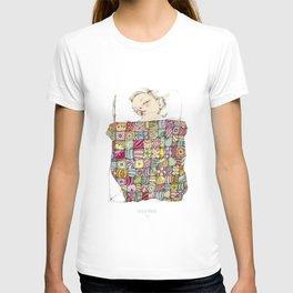 sleeping child T-shirt