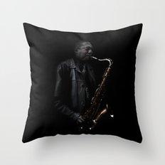 All that Jazz Throw Pillow