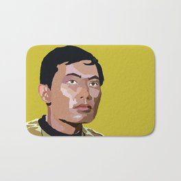 Hikaru Sulu Bath Mat