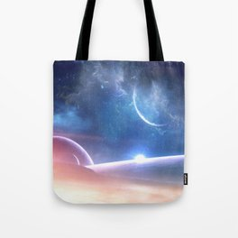 A world untouched Tote Bag