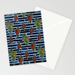 Australian Native Floral Pattern Stationery Cards