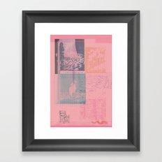 An Enemy of Sheep Framed Art Print