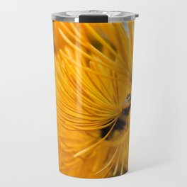 Golden Needles Travel Mug