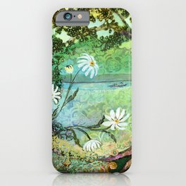 Waiting for Alice iPhone Case