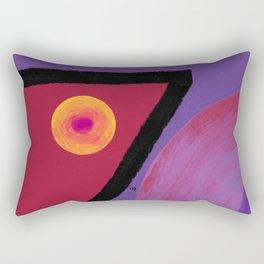 Ruby Seven Rectangular Pillow
