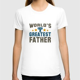 World's Greatest Father T-shirt
