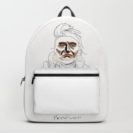 Chief with Lettering Backpack
