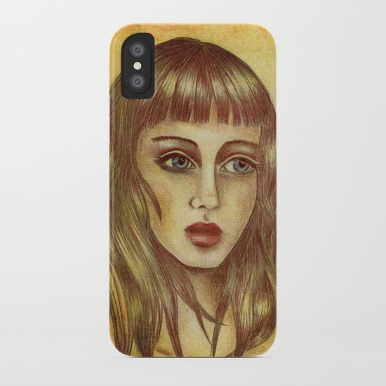 Let what will be, be iPhone Case