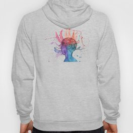 This Is Your Brain On Inspiration Hoody