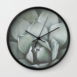 Agave no. 2 Wall Clock