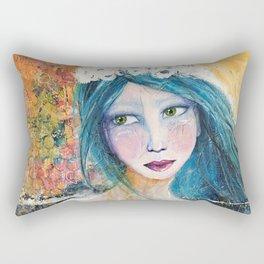 Naiad Rectangular Pillow