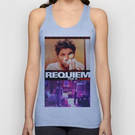 Requiem for a Tuesdays Movie Poster (Parks and Rec) Unisex Tank Top