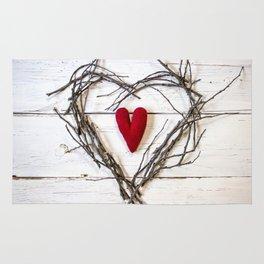 Heart ofHearts Rug