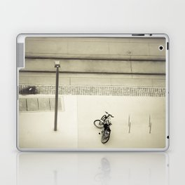 Bicycle Below Laptop & iPad Skin