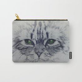 Ivy the Cat Carry-All Pouch