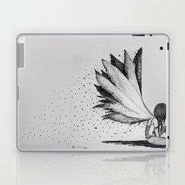 Burnt Wings Laptop & iPad Skin