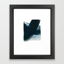 minimal 2 Framed Art Print