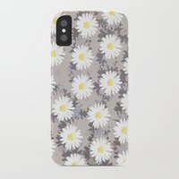 daisies iPhone & iPod Cases featuring Daisies by Georgiana Paraschiv