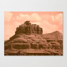 Bell Mountain, Sedona Arizona Canvas Print