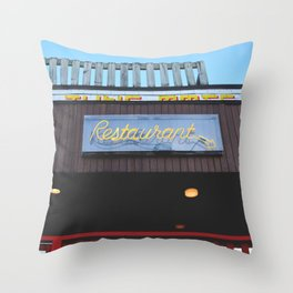 Restaurant Throw Pillow