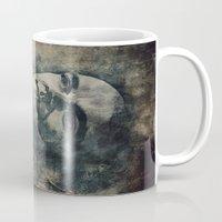 crowley Mugs featuring Crowley by Sirenphotos