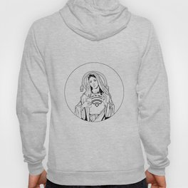 Millennial Mother Mary Hoody