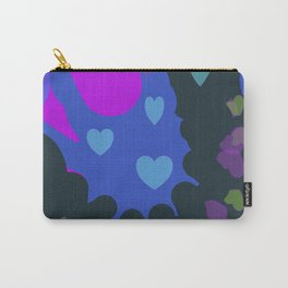 Hearts Galore Carry-All Pouch