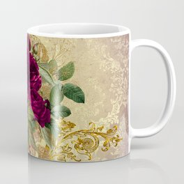 Decadent Velvet Rose Coffee Mug