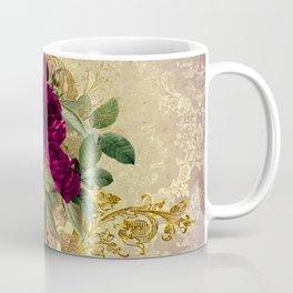 Decadent Velvet Rose Coffee Mug