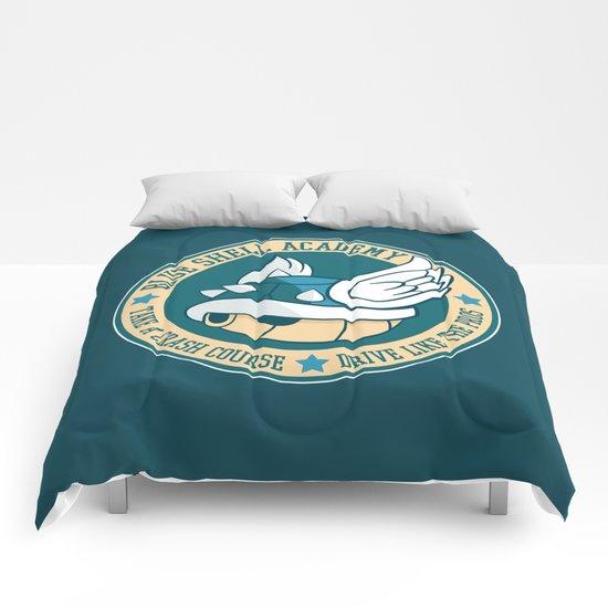 Blue Shell Academy Comforters