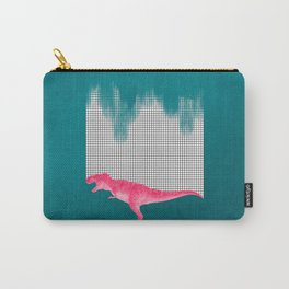 DinoRose - pinky tyrex Carry-All Pouch