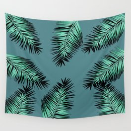 laves palm Wall Tapestry