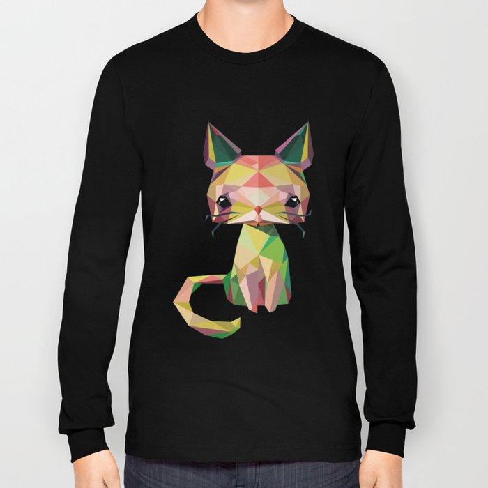Cute cat Long Sleeve T-shirt