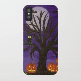 Halloween-2 iPhone Case