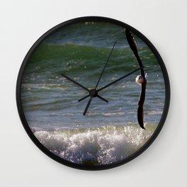 Aerial Ballet Wall Clock