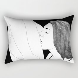 Sexual Nature Rectangular Pillow
