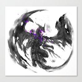 Darkeater Canvas Print