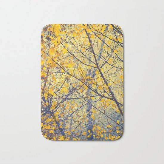 trees IX Bath Mat