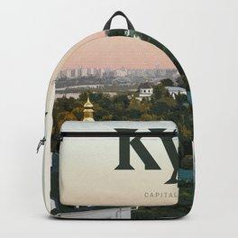 Visit Kyiv Backpack