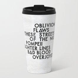 Bastille #2 Travel Mug