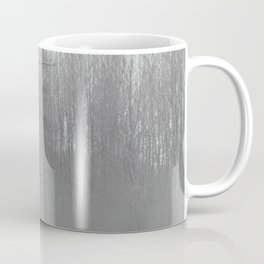Walk in the Foggy Morning Coffee Mug