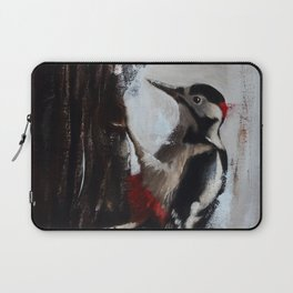 A Flash of Red Laptop Sleeve
