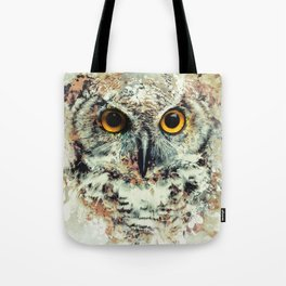 Owl II Tote Bag